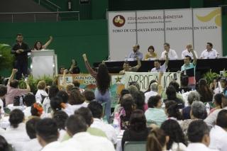 Foros educativos: no a la reforma educativa y universidades quebradas