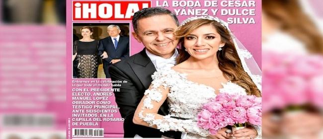 Cesar Yáñez..ahora resulta que ya había renunciado antes de Hola