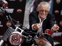 Stan Lee..el legendario escritor y editor de cómics estadounidense murió
