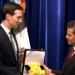 Peña Nieto entregó la Orden del Águila Azteca a Jared Kushner...¡uffff!