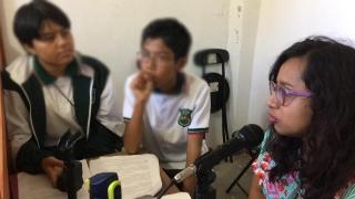 Apoya IEEPO serie radiofónica para prevenir la violencia de género en escuelas