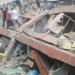 Se derrumba escuela en Nigeria