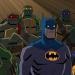 Duelo entre Batman y las Tortugas Ninjas