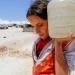 Mueren más niños por agua insalubre que por las balas