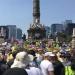 Marchan en la CDMX contra Gobierno de AMLO