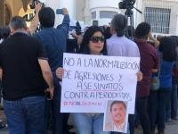 México, el país sin conflicto bélico más peligroso para periodistas: RSF