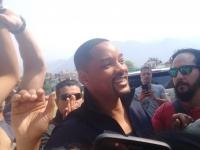 Will Smith sorprende otra vez a los mexicanos, ahora desde las alturas
