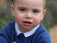 El príncipe Louis de Cambridge en su primer año de vida
