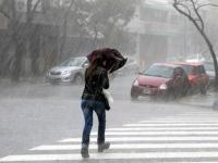 Se prevén tormentas fuertes en la península de Yucatán