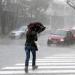 Lluvias fuertes en el norte del país