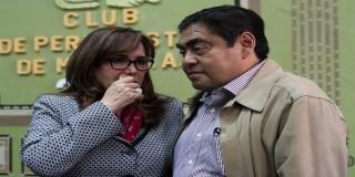 Morena resuelve candidatura en Puebla, pero el pleito Monreal-Polevnsky sigue