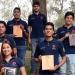 Estudiantes de la UNAM, triunfadores en concurso de ingeniería civil