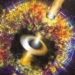 Choque de estrellas detonó formación de oro y plata, según estudio