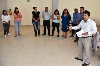 Evalúa IEEPO estrategias para mejorar la aplicación del Programa de Convivencia Escolar