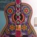 Instrumentos intervenidos con arte huichol, a la vista en catálogo