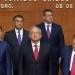 López Obrador viaja y los gobernadores temen por gasto y protección