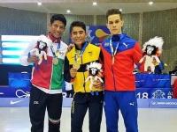 Luis Felipe Reyna, por el orgullo mexicano del patinaje artístico