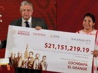 Municipios de Guerrero reciben 42 mdp por subasta de propiedades