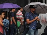Pronostican lluvias en la mayor parte del territorio mexicano