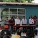Cumple IEEPO con docentes en Primaria de San Francisco La Paz