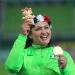 Apunta Ángeles Ortiz al Mundial Dubai 2019 de Para Atletismo