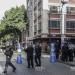 Implementan cierres viales en inmediaciones del Congreso de la CDMX