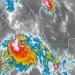 Tormenta tropical Lorena continúa su recorrido hacia Baja California Sur