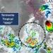 Tormenta tropical Kiko se localiza a 765 kilómetros de Cabo San Lucas