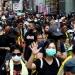 Hong Kong paralizado por violentas manifestaciones