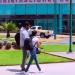 Intentan robar cajero automático en Aeropuerto de Toluca