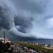 Poderoso tifón Hagibis toca tierra en Japón