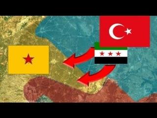 Siria, otra vez el fuego