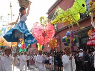 Fiestas de la Guelaguetza Oaxaca.